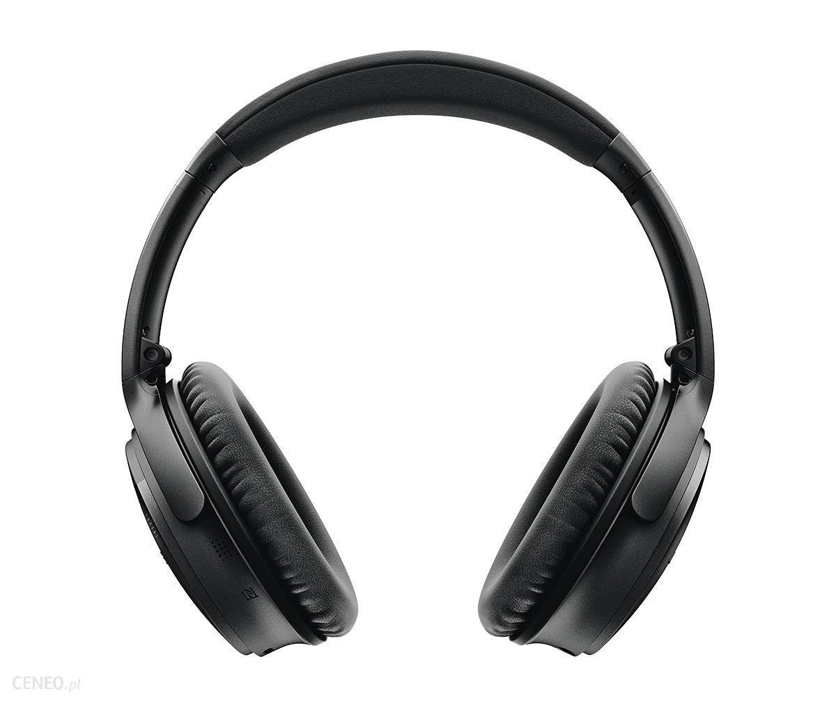 Bose QuietComfort 35 II czarny (7895640010)
