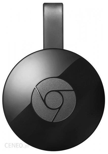 Dongle GOOGLE Chromecast 2 (GA3A00095-A07-Z01) - Opinie i ceny na Ceneo.pl
