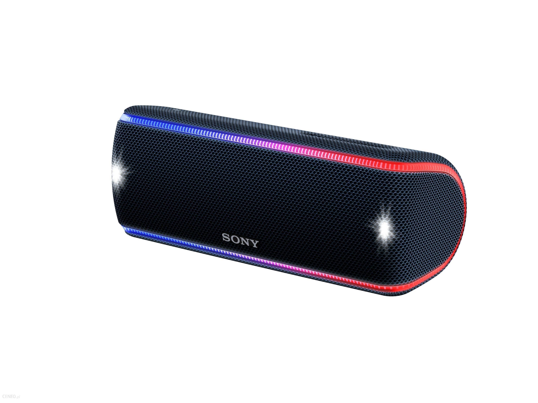 Sony SRS-XB31 czarny - Opinie i ceny na Ceneo.pl