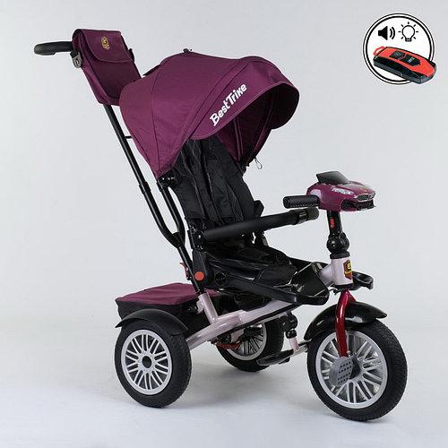 Велосипед трехколесный с откидным сидением 9288 В - 6945 Best Trike