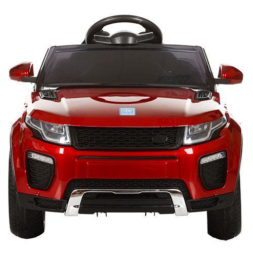 Электромобиль детский Land Rover M 3213EBLRS-3 Автопокраска красный