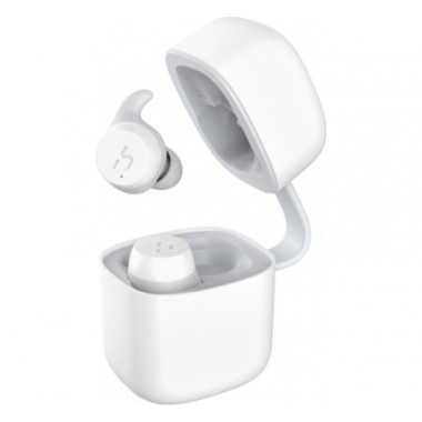 Беспроводные наушники HAVIT HV-G1 PRO Bluetooth с микрофоном и беспроводной зарядкой, белые (25120)