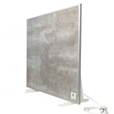 Биоконвектор - керамический обогреватель Ecoteplo AIR 700 МE GL на 18 кв.м. с терморегулятором, серый лофт