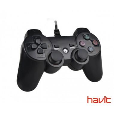 Джойстик игровой HAVIT HV-G110 PS3 black