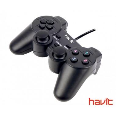 Джойстик игровой HAVIT HV-G69 USB black