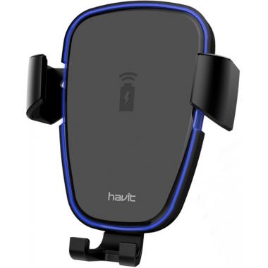 Автодержатель-зарядка для телефона HAVIT HV-H341