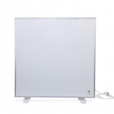 Биоконвектор - керамический обогреватель Ecoteplo AIR 400 МE W на 10 кв.м. с терморегулятором и повышенной влагозащищенностью, белый