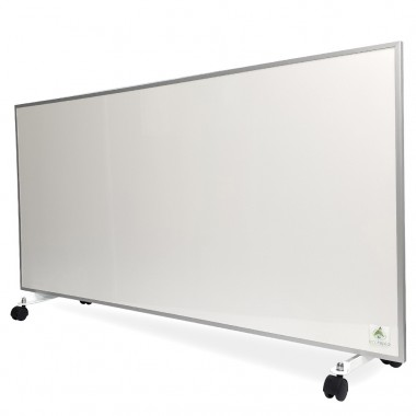 Биоконвектор - керамический обогреватель Ecoteplo LION 1500 ME W на 30 кв.м. с терморегулятором, белый