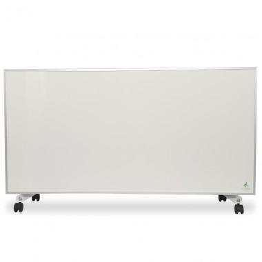 Биоконвектор - керамический обогреватель Ecoteplo LION 1500 EL W на 30 кв.м. с терморегулятором-программатором, белый