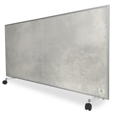 Биоконвектор - керамический обогреватель Ecoteplo LION 1500 ME GL на 30 кв.м. с терморегулятором, серый лофт