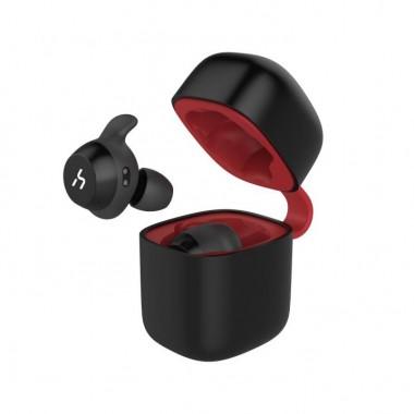 Беспроводные наушники HAVIT VHD-G1 Bluetooth с микрофоном black/red
