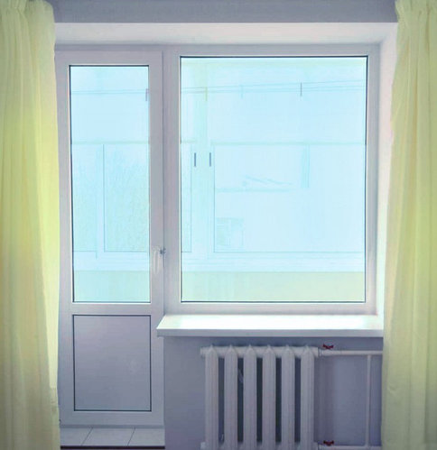 Балконный блок Decco 71 2,1м*1,9м
