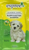 Шампунь Espree Puppy and Kitten Shampoo гипоаллергенный для щенков и котят 30 мл