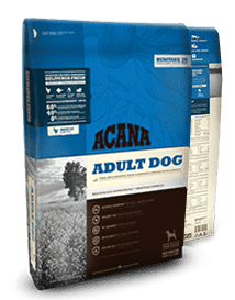 Корм беззерновой Acana Adult DOG для взрослых собак всех пород