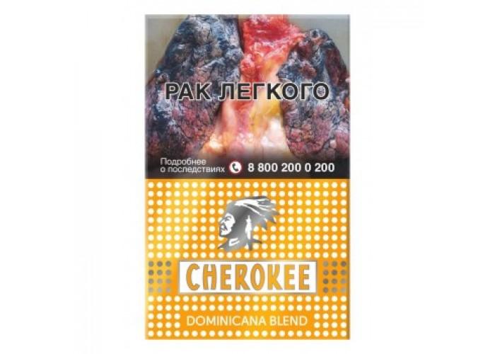 Сигареты Чероки Доминикана (Cherokee Dominicana Blend)