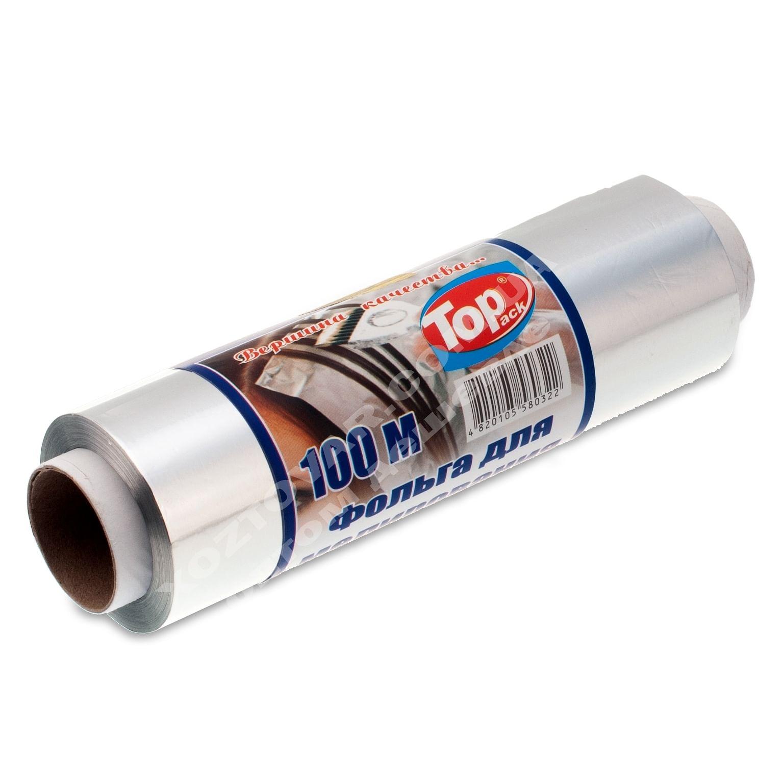 Фольга для мелирования 12см/100м Top pack
