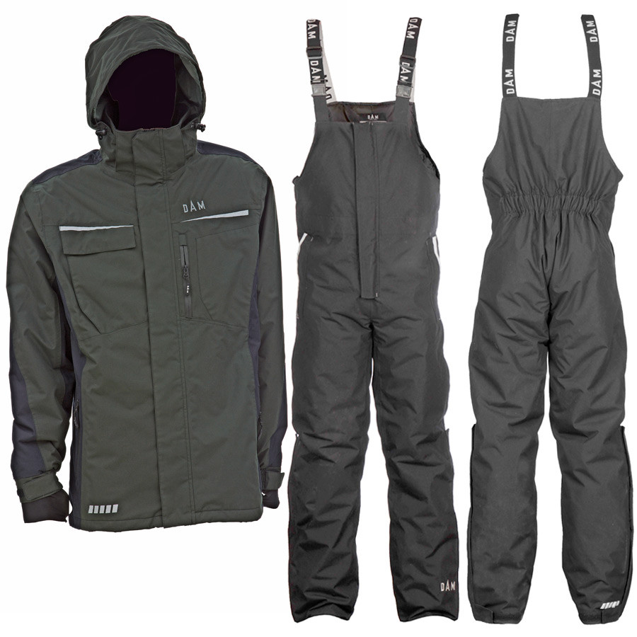 Костюм зимний -10° DAM Winter куртка+полукомбинезон XXL