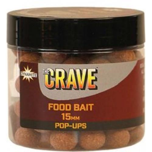 Поп-апы Dynamite Baits The Crave Pop-Ups 15mm 100g