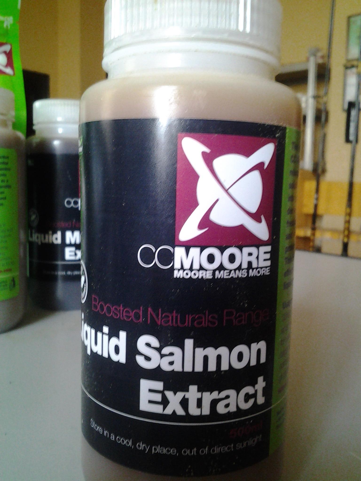CC Moore Liquid Salmon Extract 500ml