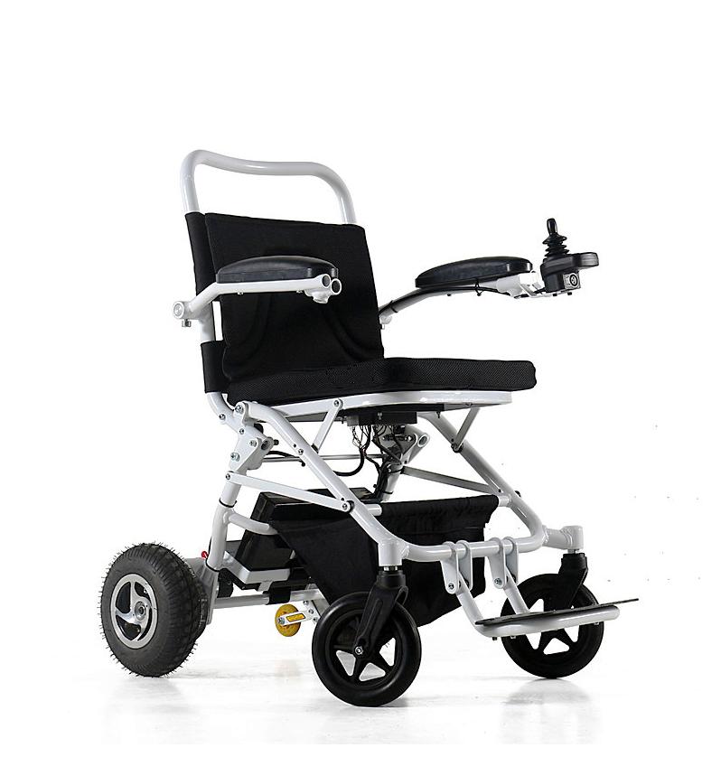 Складная электроколяска для инвалидов MIRID W1023-26 (особо легкая, переносная)