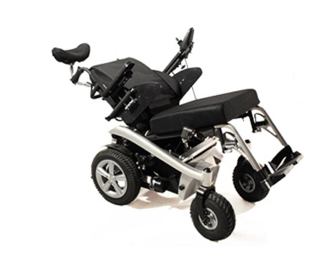 Многофункциональная электроколяска для инвалидов MIRID W1036 (регулируемый наклон)