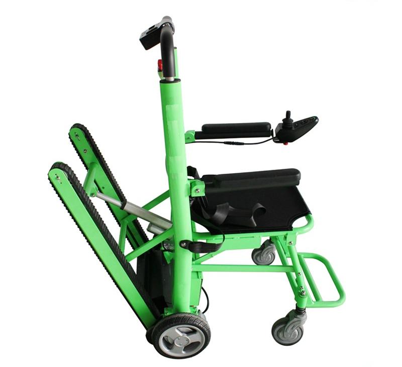 Лестничный электро подъемник-коляска для инвалидов MIRID 003A Super