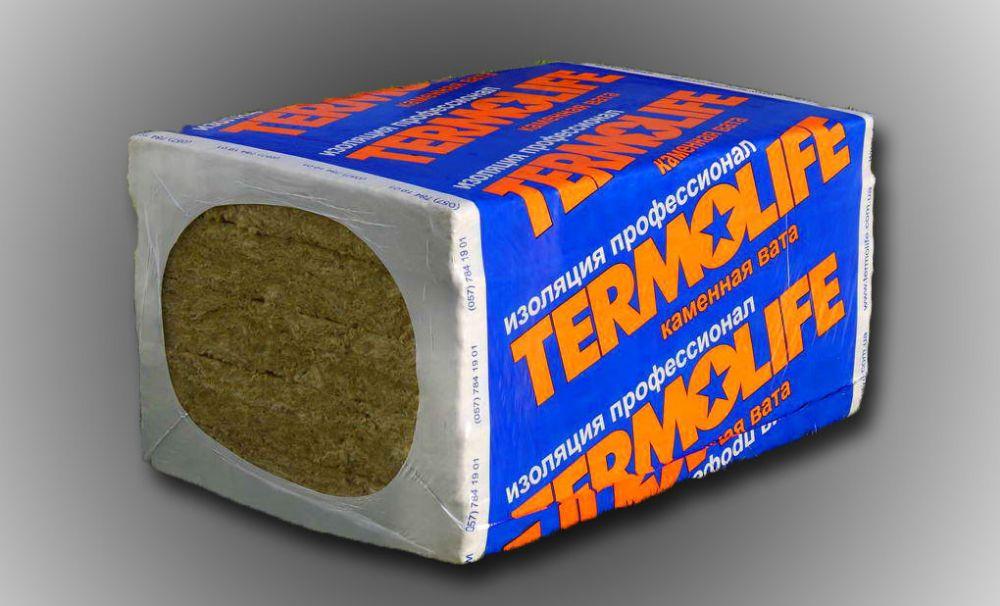 Утеплитель минеральная вата Термолайф Termolife