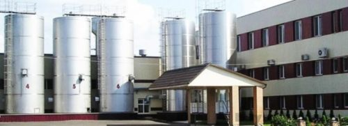 Сдача в аренду завода по производству растительного масла