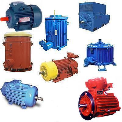 Электродвигатели А4, АК4,ДАЗО,ВАО4,ВАСО4,2АЗМВ,4АЗВ,4АЗМ