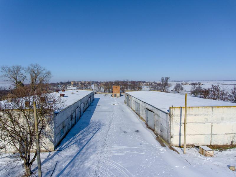 Аренда складов в порту, Николаев