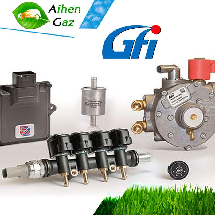 Газ на авто голландское GFI ГБО ГБО PRINS 4 поколение 5 6