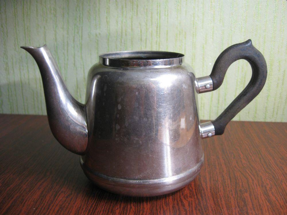 чайничек мельхиоровый, Кольчугино