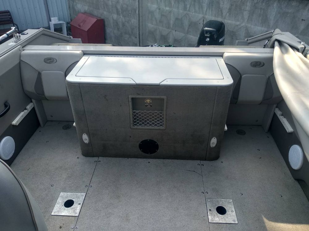 Продам катер Princecraft 206 pro series
