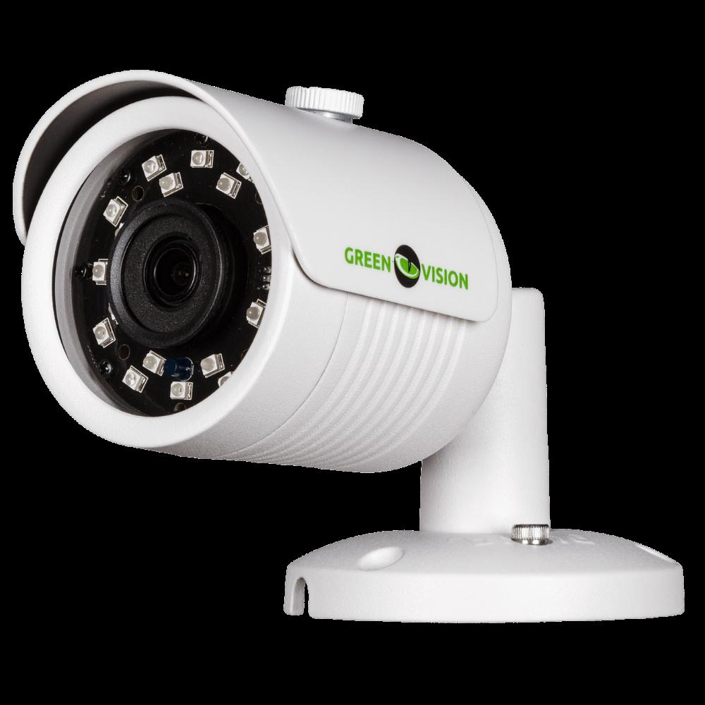 2.4 Мп ІР Камера GreenVision GV-005-IP-E-COS24-25