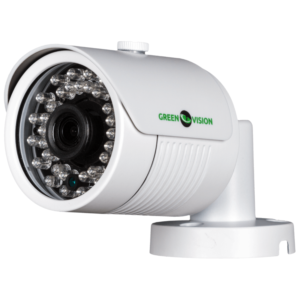 3 Мп ІР Камера GreenVision GV-058-IP-E-COS30-30