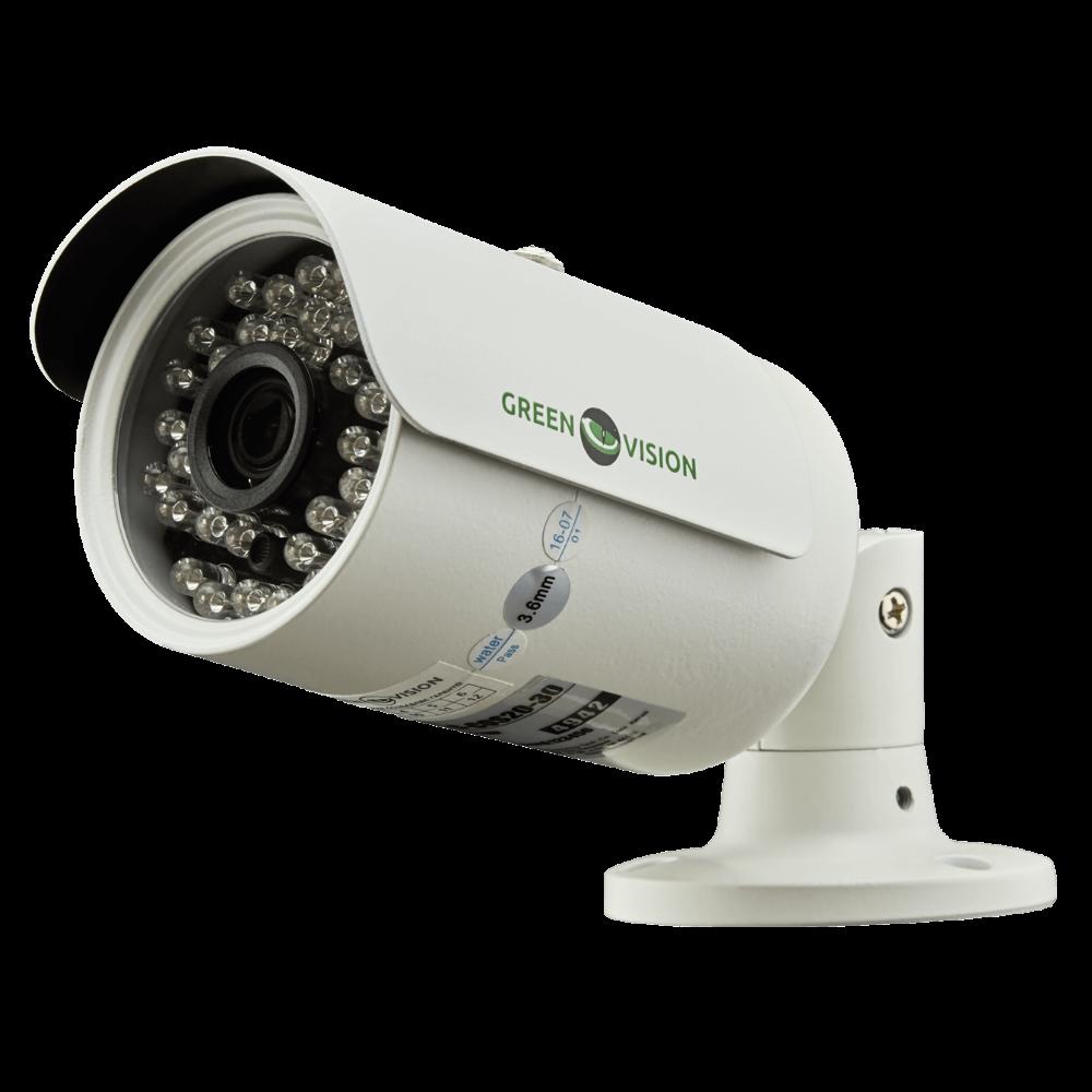 2 Мп ІР Камера GreenVision GV-054-IP-G-COS20-30