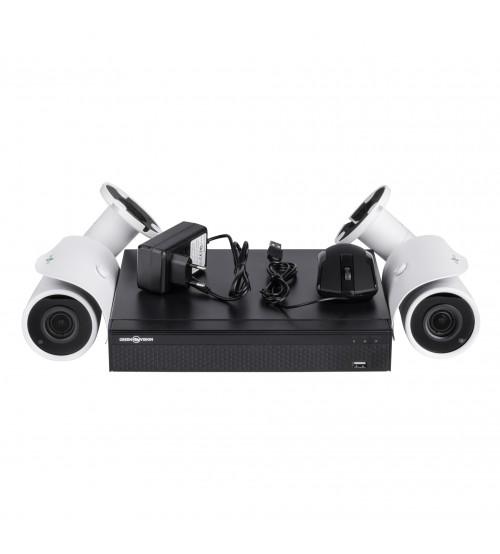 ІР Комплект Відеоспостереження GV-ІР-К-L18/02 1080 P