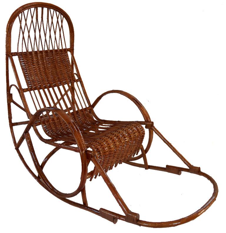 """Кресло качалка """"Закат-2"""" для Великана от автора."""