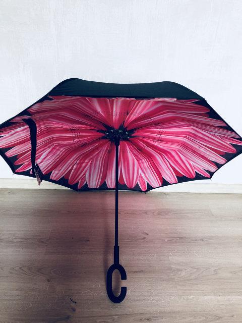 Зонт перевертыш