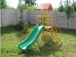 Детские игровые площадки от производителя ЧП Подолько.