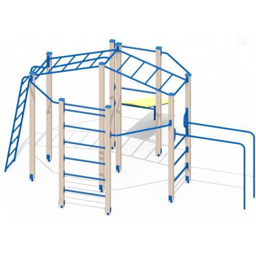 Детские спортивные площадки от производителя.