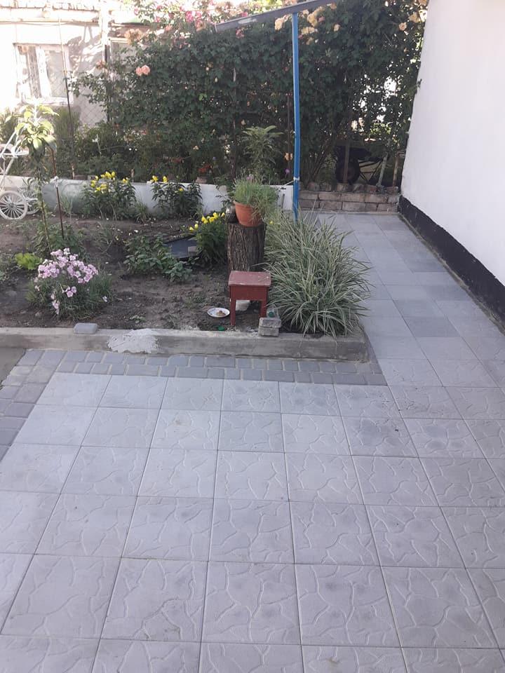 Тротуарная плитка Паутинка(Тучка) 135 грн/м2