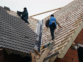 Устранение любой течи в крыше