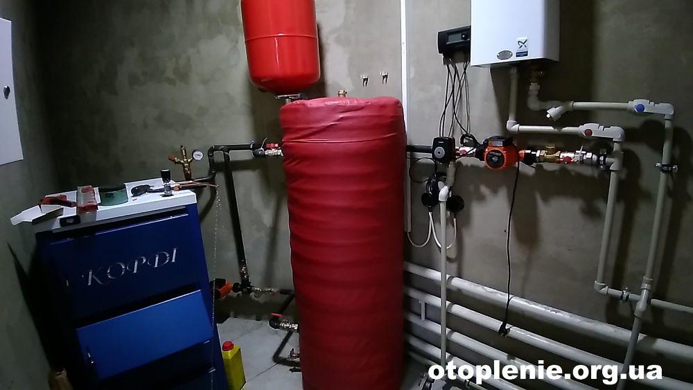Монтаж систем отопительного оборудования