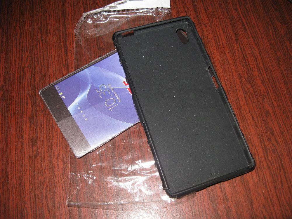 бампер-чехол для смартфона Sony Z5