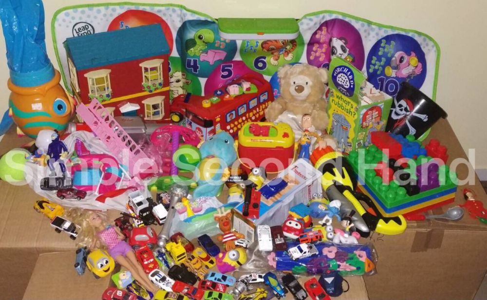 Пластиковые игрушки оптом!!!