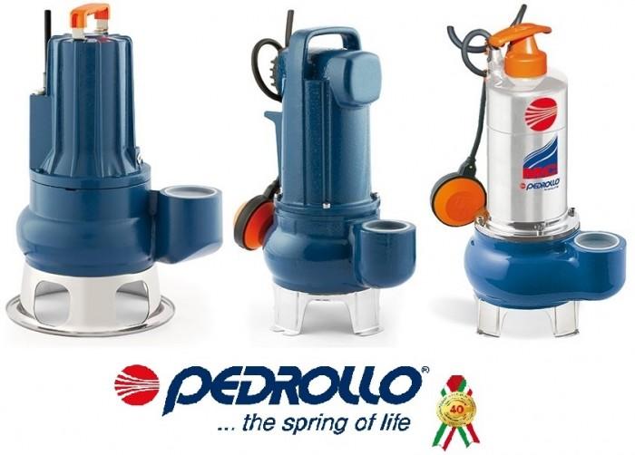 Сервісний центр насосів Pedrollo. Якісний ремонт насосів.
