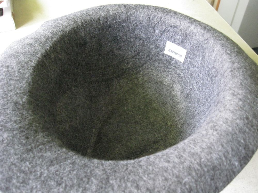 винтажная женская шляпка