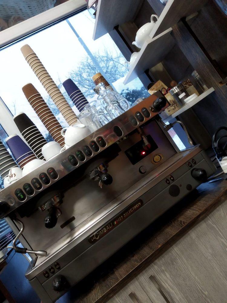 Продам працюючу кав'ярню.