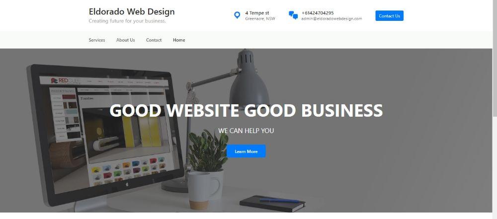 Разработка, создание вебсайтов